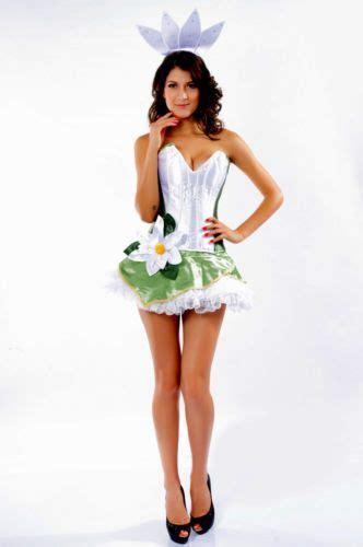 Setelan Motif Princess 8 princess and the frog tale fancy dress costume s m l princess theme