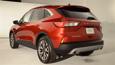 ford phev 2020 2020 ford escape revealed with a new look hybrid and phev