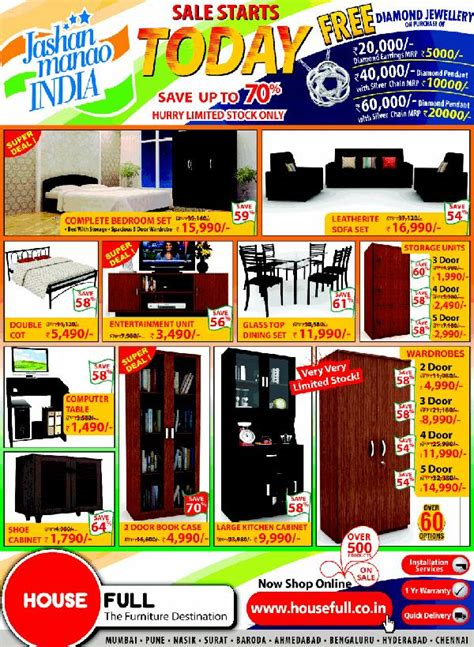 Home Design Outlet Online by House Full Sales Deals Discounts And Offers House Full