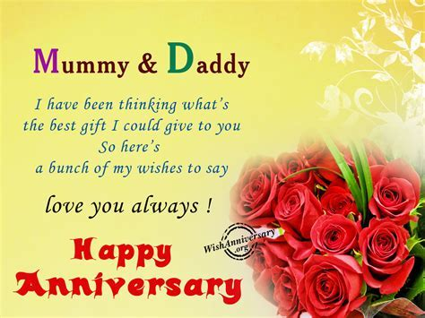 Anniversary Wishes For Parents Pictures, Images   Page 3