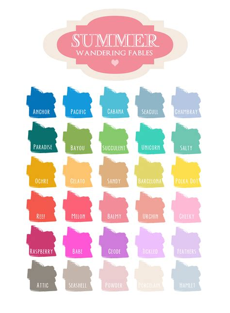 summer colors wedding colors summer summer colors wedding ideas