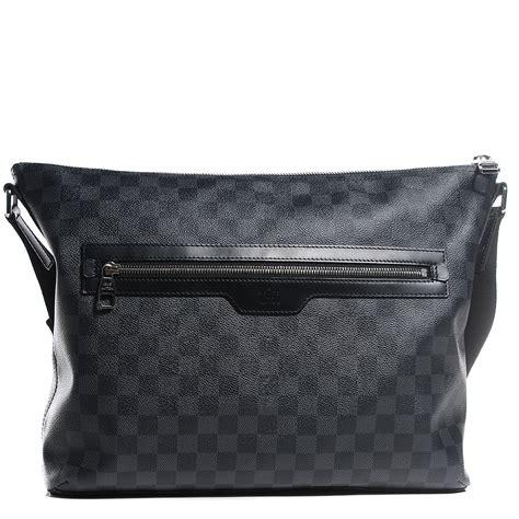 Louis Vuitton Damier Graphite 47258b louis vuitton damier graphite mick mm 105591
