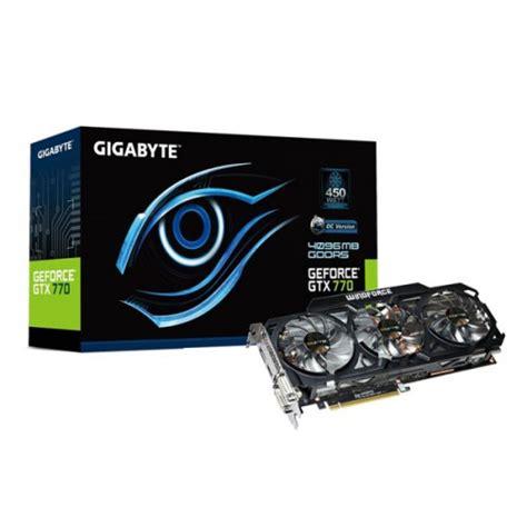 Vga Card Nvidia Seri Gtx gigabyte nvidia geforce gtx 770 vga card gv n770oc 2gd price in pakistan gigabyte in pakistan