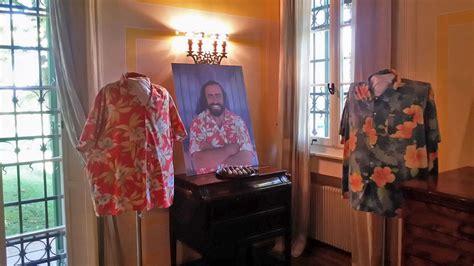 pavarotti casa pavarotti la sua casa museo entra nell associazione