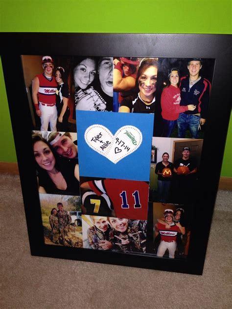 birthday present for baseball boyfriend :)   Boyfriend