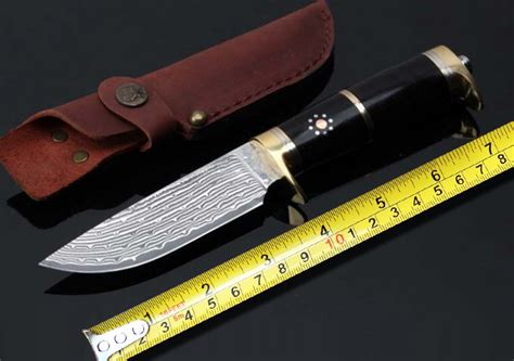 buy bowie knife buy wholesale damascus bowie knife from china