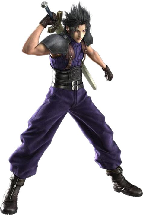 zack fair final fantasy vii crisis core play arts action figure the 15 best outfits of final fantasy games lists