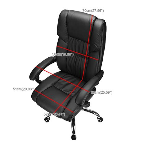 Office Chair Recliner Ergonomic by Executive Reclining Office Chair Ergonomic High Back