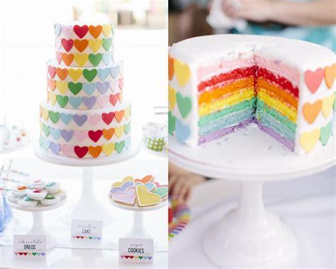 Cake Rainbow Decoration by Great Cake Decorating The Tomkat Studio