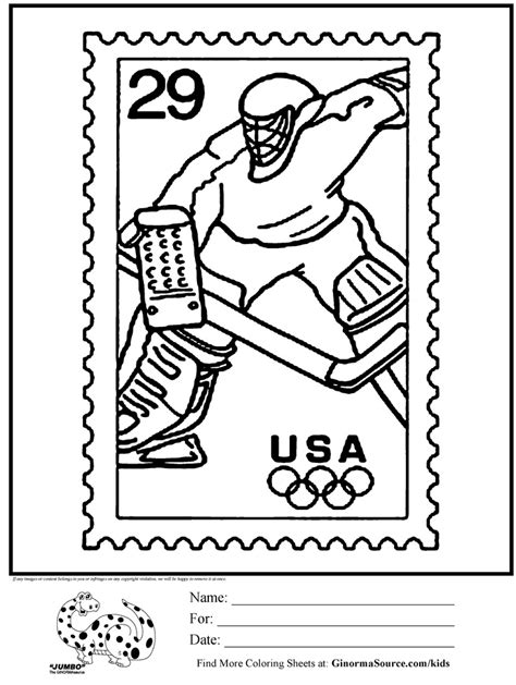 college hockey coloring pages 10 best images about summer school on pinterest maze