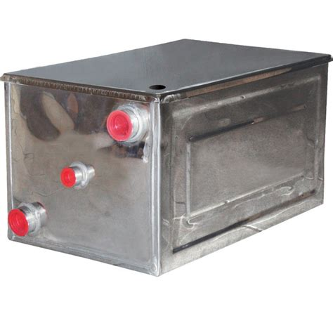 vasi in acciaio inox vaso espansione aperto in acciaio inox aisi 304 da 30 lt