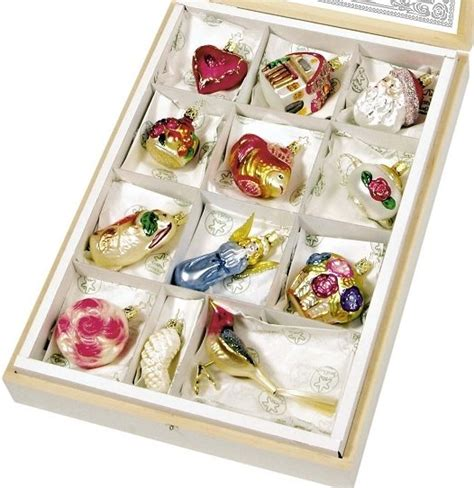 28 best wedding christmas ornament set old world