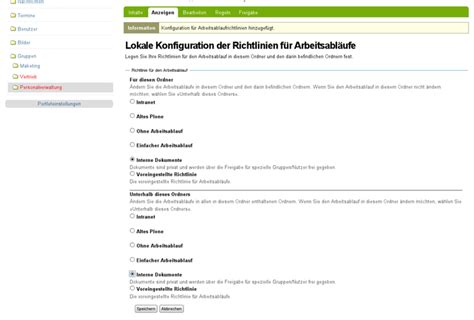 plone workflow dokumentenmanagement im intranet mit plone inqbus