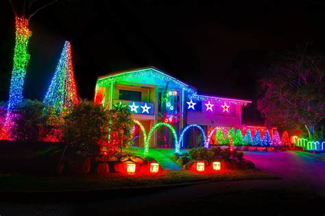 wonderful lights decoration ideas  christmas
