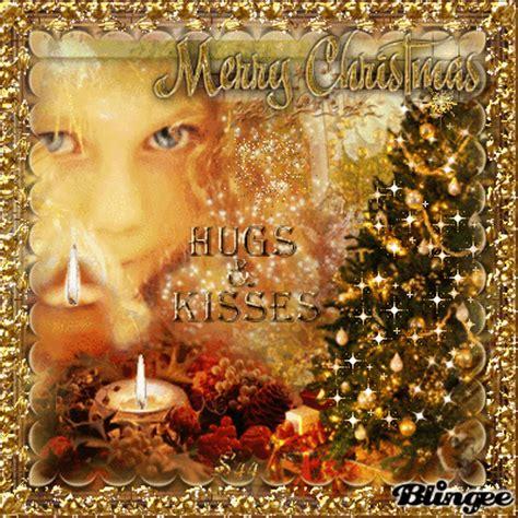 merry  sweet christmas    dear friendss picture  blingeecom