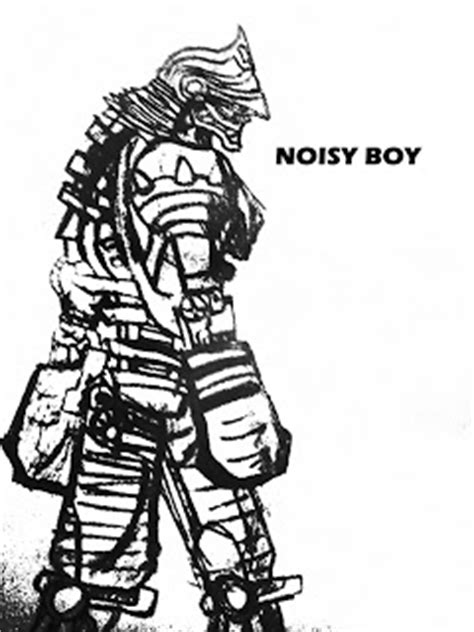 noisy boy coloring page i loved yesterday real steel sketches noisy boy