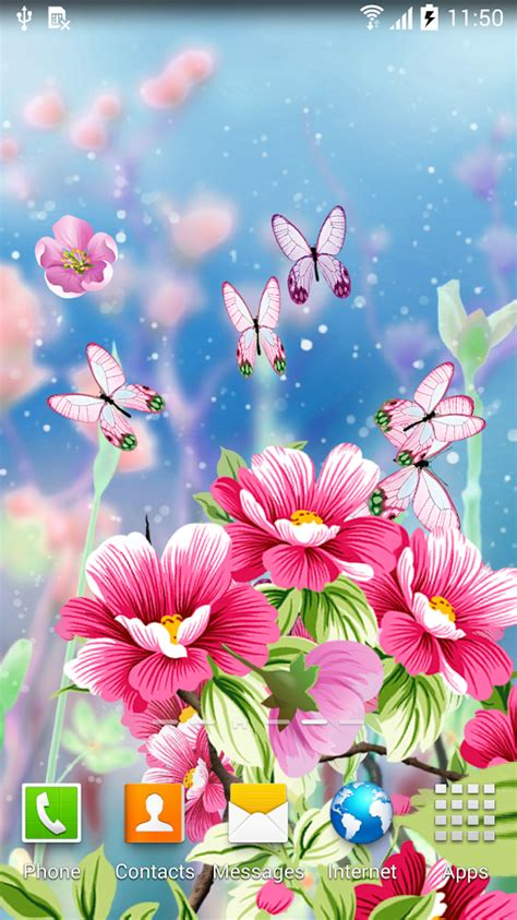flower wallpaper for android mobile beautiful flower wallpapers for android mobile wallpaper