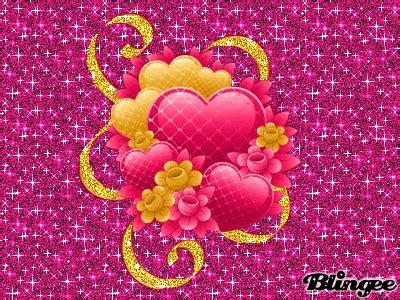 imagenes de corazones brillantes y estrellas con movimiento corazones brillantes fotograf 237 a 129110566 blingee com