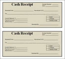 sle receipt template printable blank and sales receipt template sle