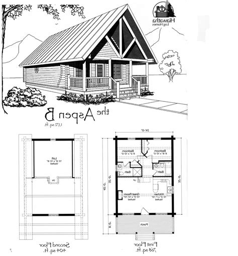 Home Building Plans Small Cottage Floor Plans Alluring Cabin Floor Plans Home Design Luxamcc