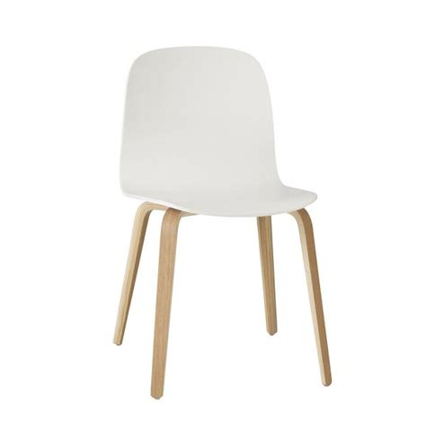 Muuto Visu Chair Wood Base by Mika Tolvanen Danish Design Store