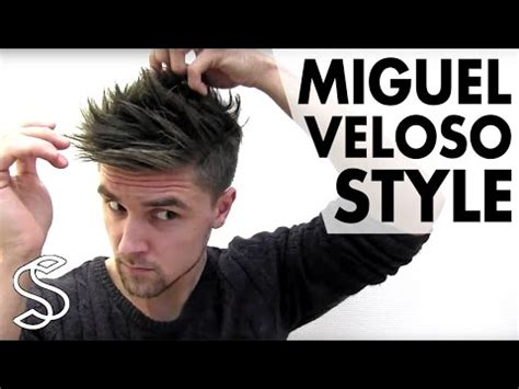 miguel veloso hairstyle name get inspired hair style miguel veloso the journey 21