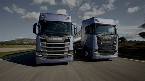 the next generation scania scania great britain