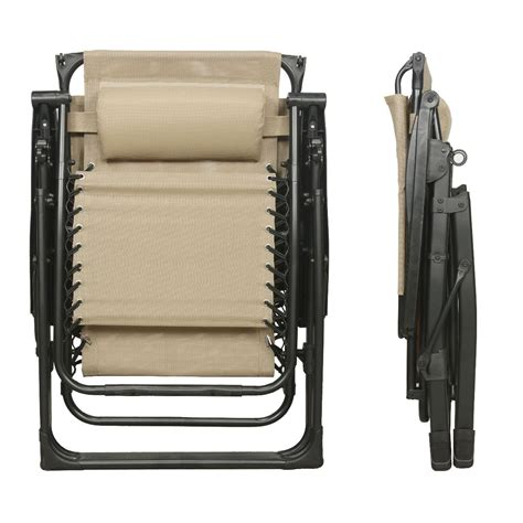Zero Gravity Chair With Canopy And Cup Holder by New Zero Gravity Chair Lounge Patio Chairs Outdoor With