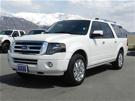 Expedition 6678 White Black Green Leather buy used expedition limited 4x4 el leather sunroof 3rd row auto tow new low in american