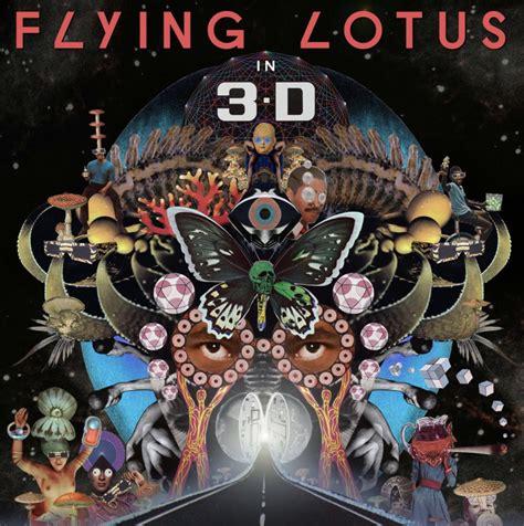 flying lotus tour flying lotus 3d tour chicago