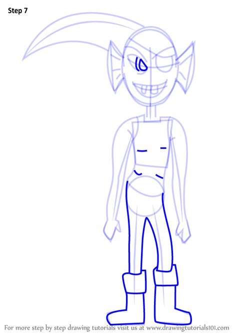 normal sketch drawing learn how to draw undyne normal from undertale undertale