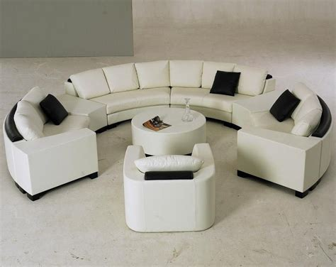 semi circular leather sofa semi circular sofas half circle sectional sofa price