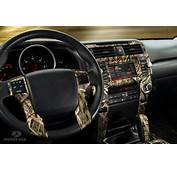 Accent The Inside Of Your Ride In Mossy Oak Camo With This