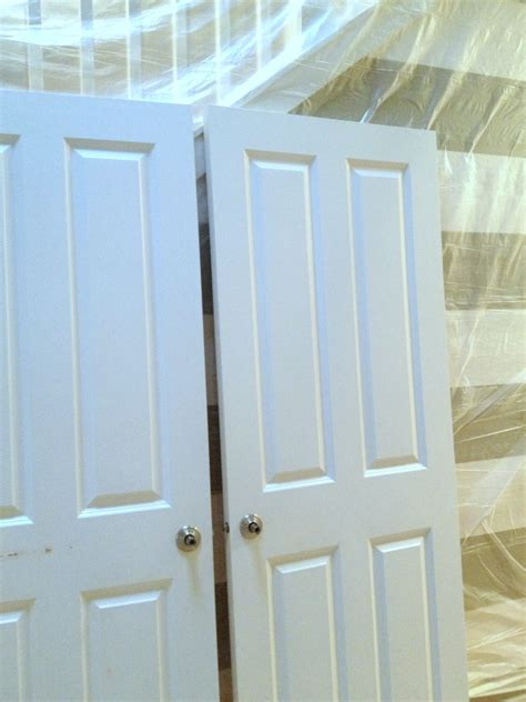 Painting Interior Doors And Trim Painting The Interior Trim Remodeling Project Update The Inspired Room