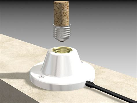 how to remove broken light bulb from socket how to remove a broken light bulb 8 steps with pictures