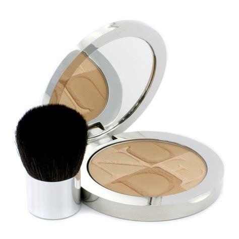 Diorskin Air Powder Include Kabuki Brush christian diorskin healthy glow enhancing powder with kabuki brush 003