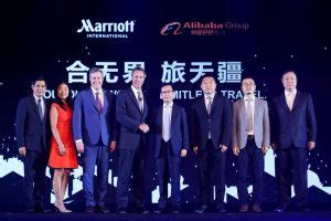 alibaba jnt marriott seeks chinese advantage with alibaba travel