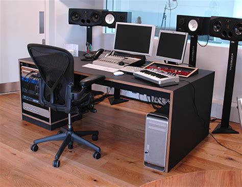 Small Recording Studio Desk Recording Studio Desk Quendon Furniture