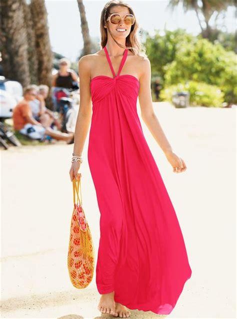 secret maxi s secret maxi bra top dress in pink rendevous