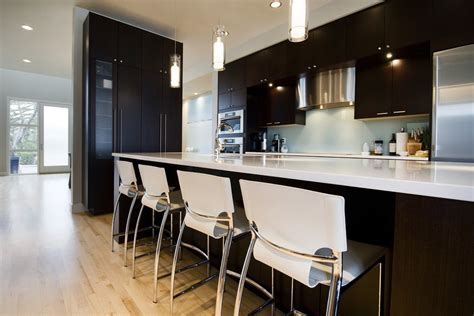 Narrow Kitchen Bar Stools by Narrow Bar Stools Kitchen With Wooden Floor
