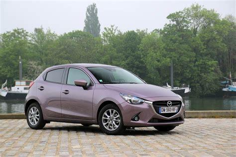 L Mazda 2 Kanan essai mazda 2 1 5 skyactiv g 90 224 contre courant