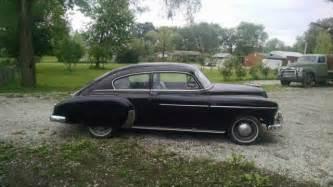 1950 chevrolet fleetline deluxe 216 i6 3 spd manual 2 door