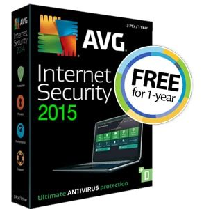 Internet Giveaways - giveaway đăng k 253 bản quyền avg internet security 2015 diệt virus