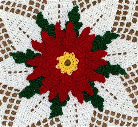 Free Crochet Christmas Doily Patterns Choice Image Knitting