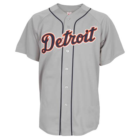 Jersey Baseball Limited 1 pinstripe button mens supreme baseball jersey