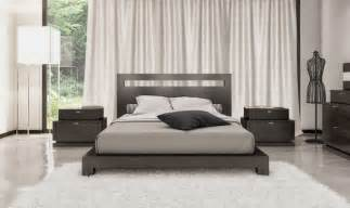 Designer Bedroom Furniture Stylish Black Contemporary Bedroom Sets For White Or Gray Bedrooms Designwalls