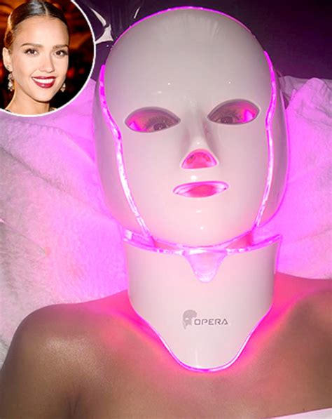 light therapy mask alba s light therapy treatment what s