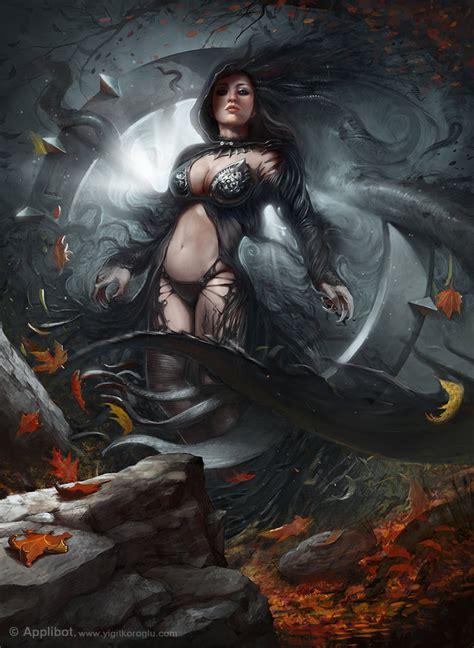 dark queen wallpaper 25079 dark queen by yigitkoroglu on deviantart