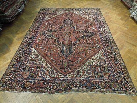 7x12 rug 7x12 heriz rug semi antique iran woven iran