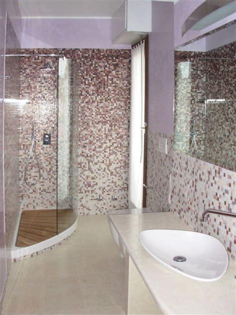 mosaici doccia progetto di bagno con mosaico bisazza progetti with